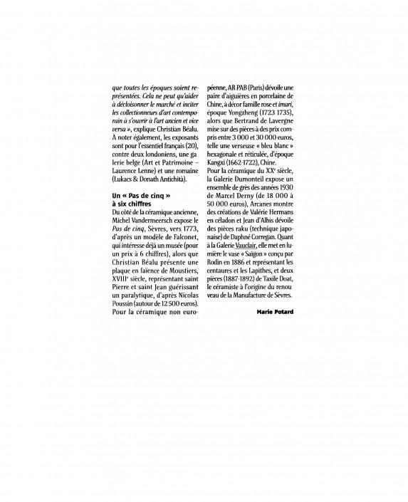 Journal des Arts