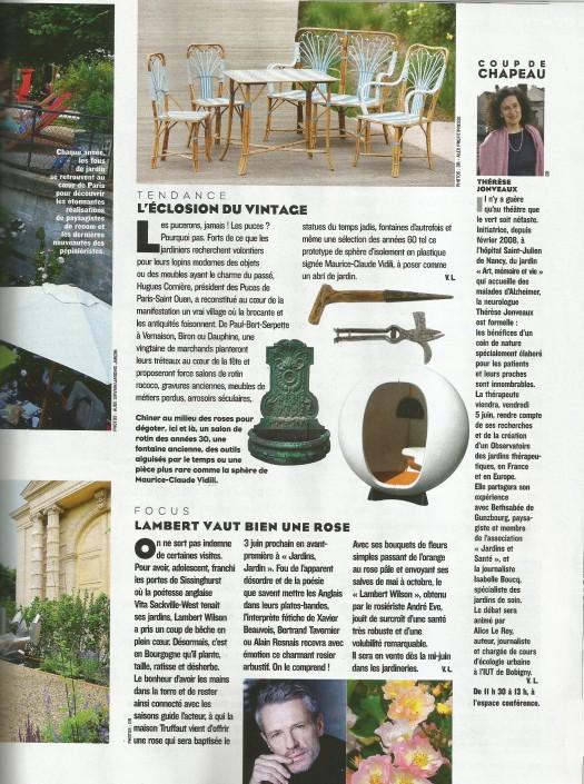 Le Figaro Magazine - Juin 2015