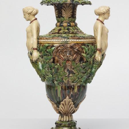 Vase aux femmes