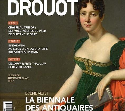 Galerie Vauclair - Gazette Drouot - Septembre 2016