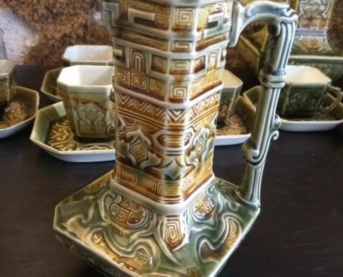 Service à thé Choisy-le-Roi