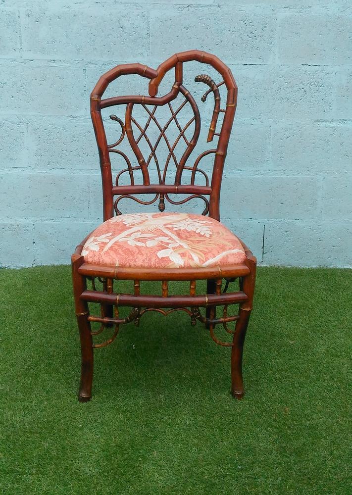 chaise en bambou conceptions de maison. Black Bedroom Furniture Sets. Home Design Ideas