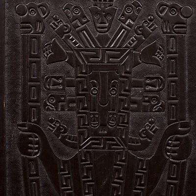Fauteuil d'Inspiration Inca