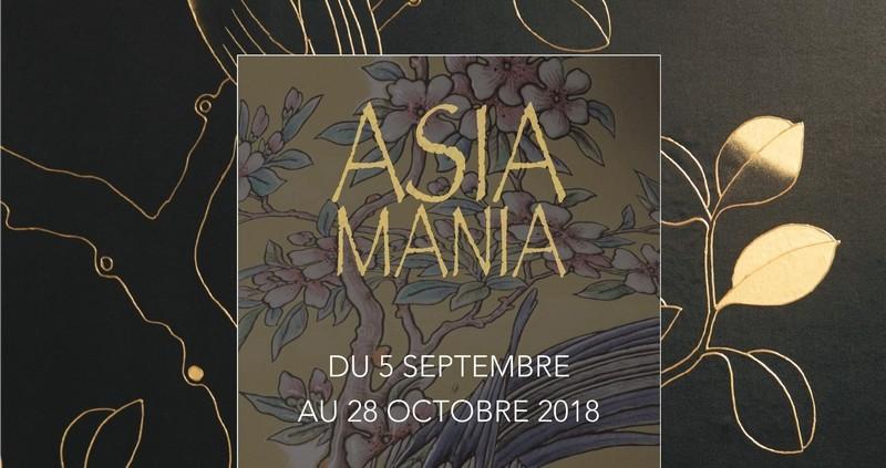 Asia Mania- Galerie Vauclair