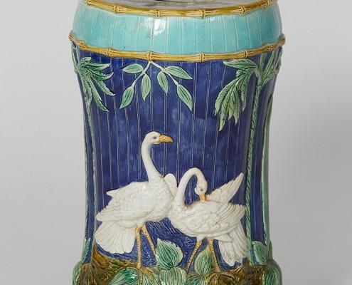 tabouret en céramique
