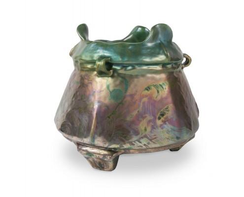 cache-pot chaudron