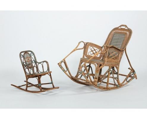 Perret et Vibert rocking-chair