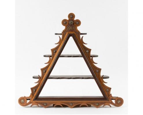 Etagere triangulaire