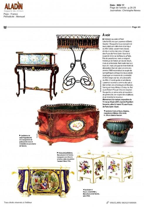 Aladin - Galerie Vauclair